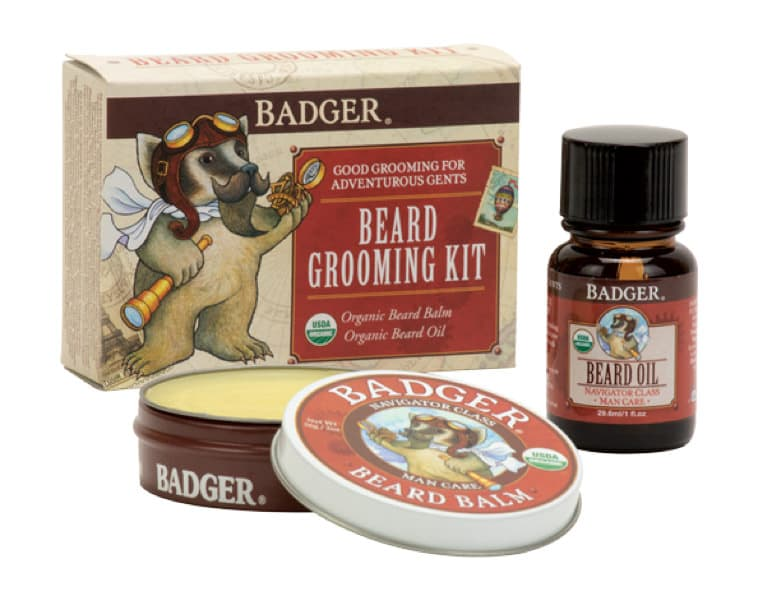 badger beard balm photo - 1