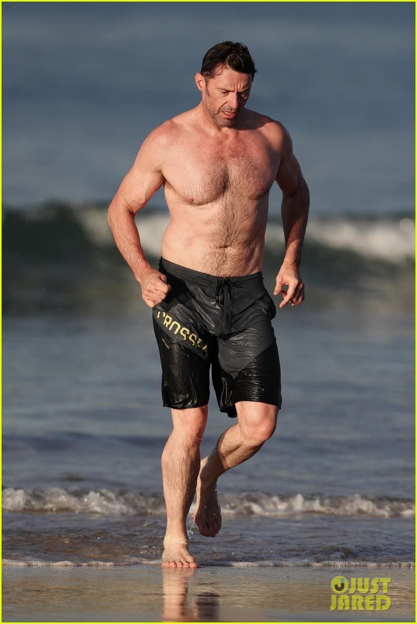 beard and muscles photo - 1