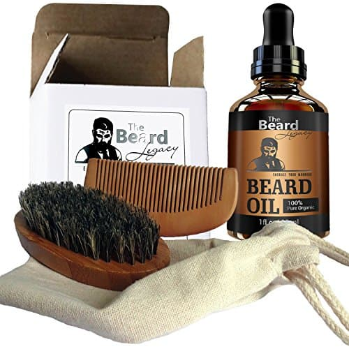 beard and mustache care products photo - 1