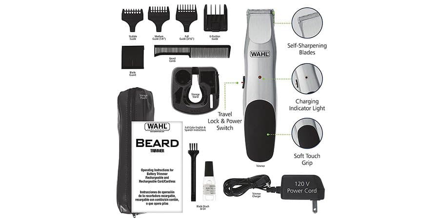 beard and mustache trimmer reviews photo - 1