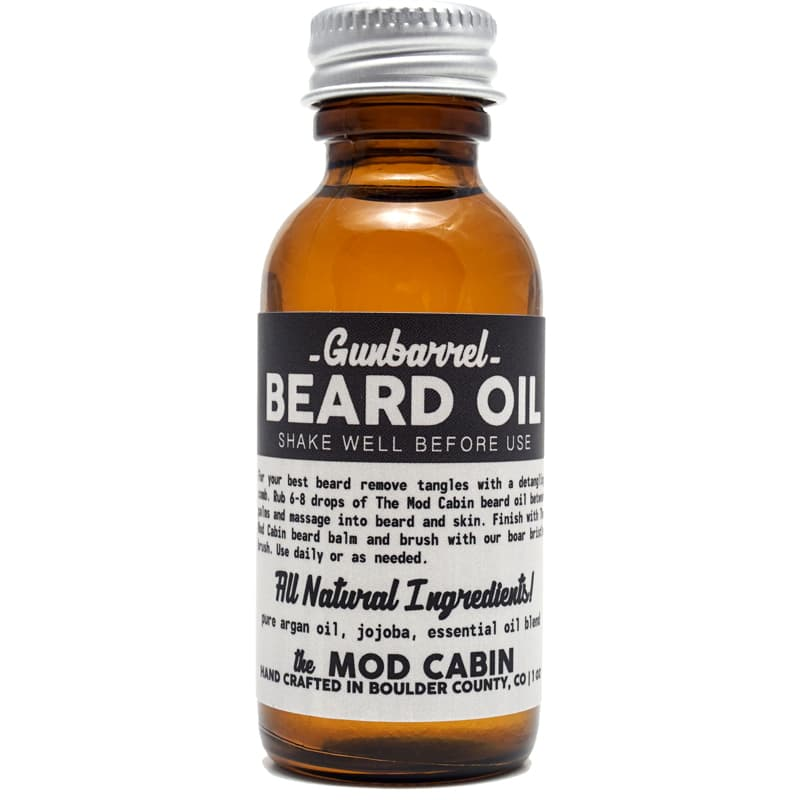 beard balm or oil photo - 1
