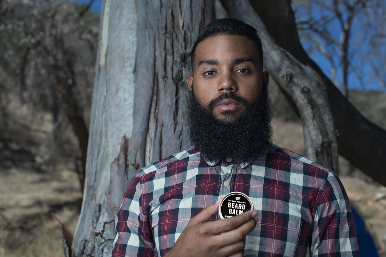 beard care for black men photo - 1