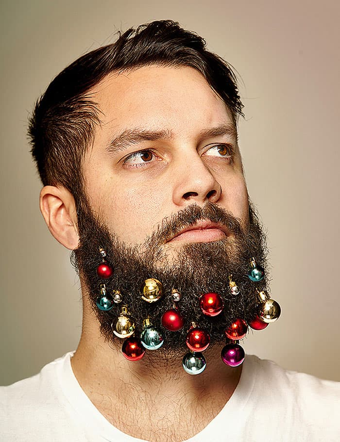 beard decoration photo - 1