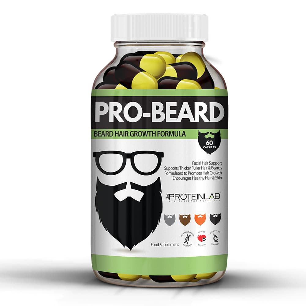 beard growing pills photo - 1
