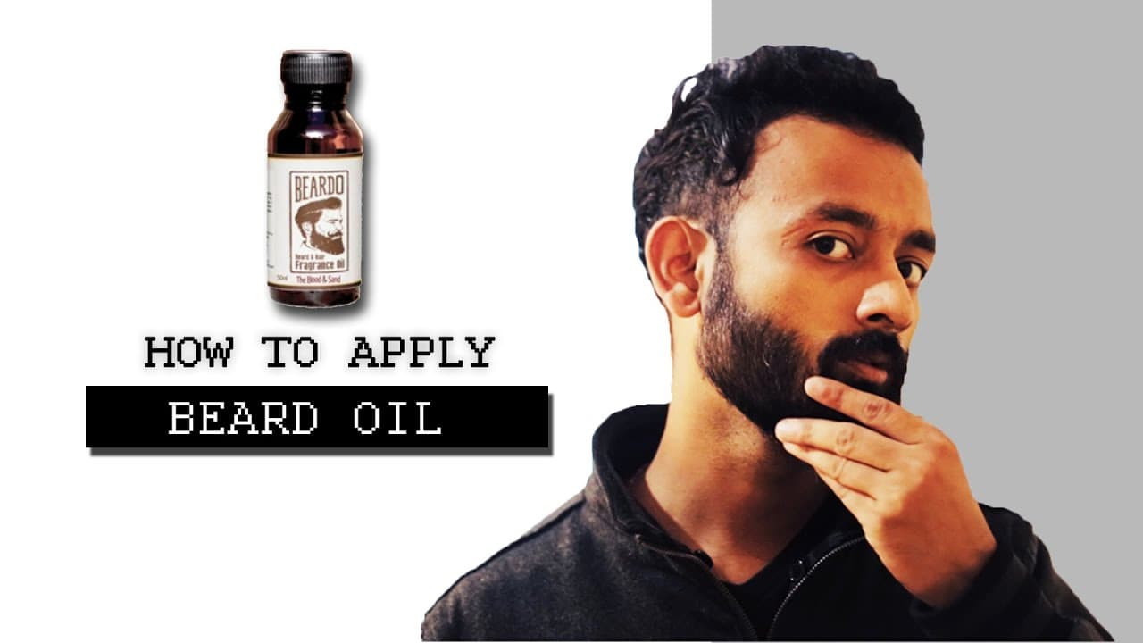 beard growth oil review photo - 1