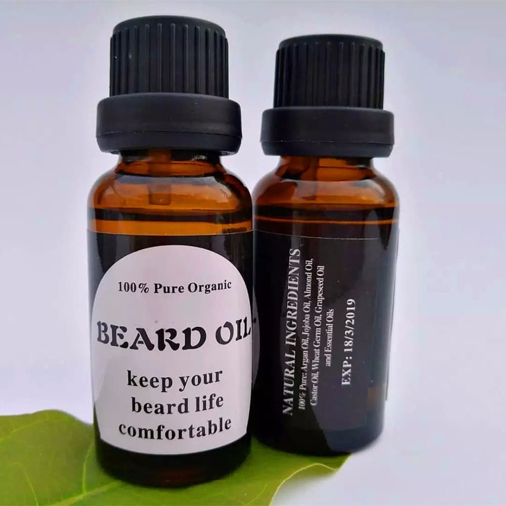 beard oil in stores photo - 1