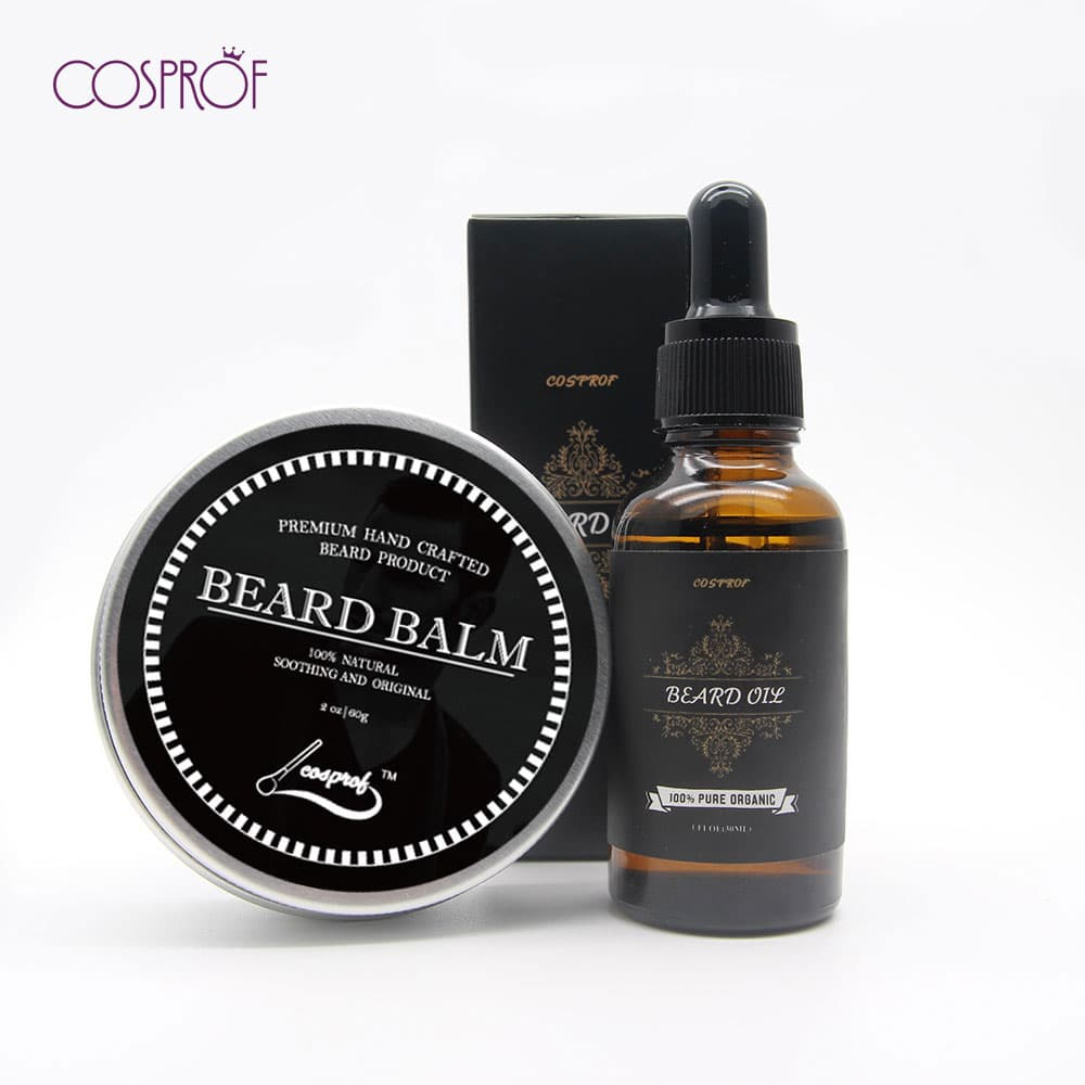beard oil set photo - 1