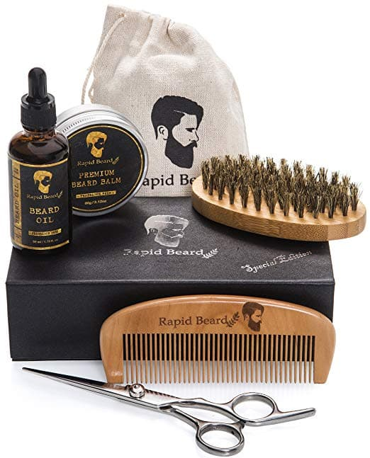 beard oils and balms photo - 1