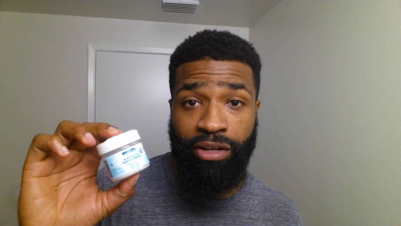 beard powder photo - 1
