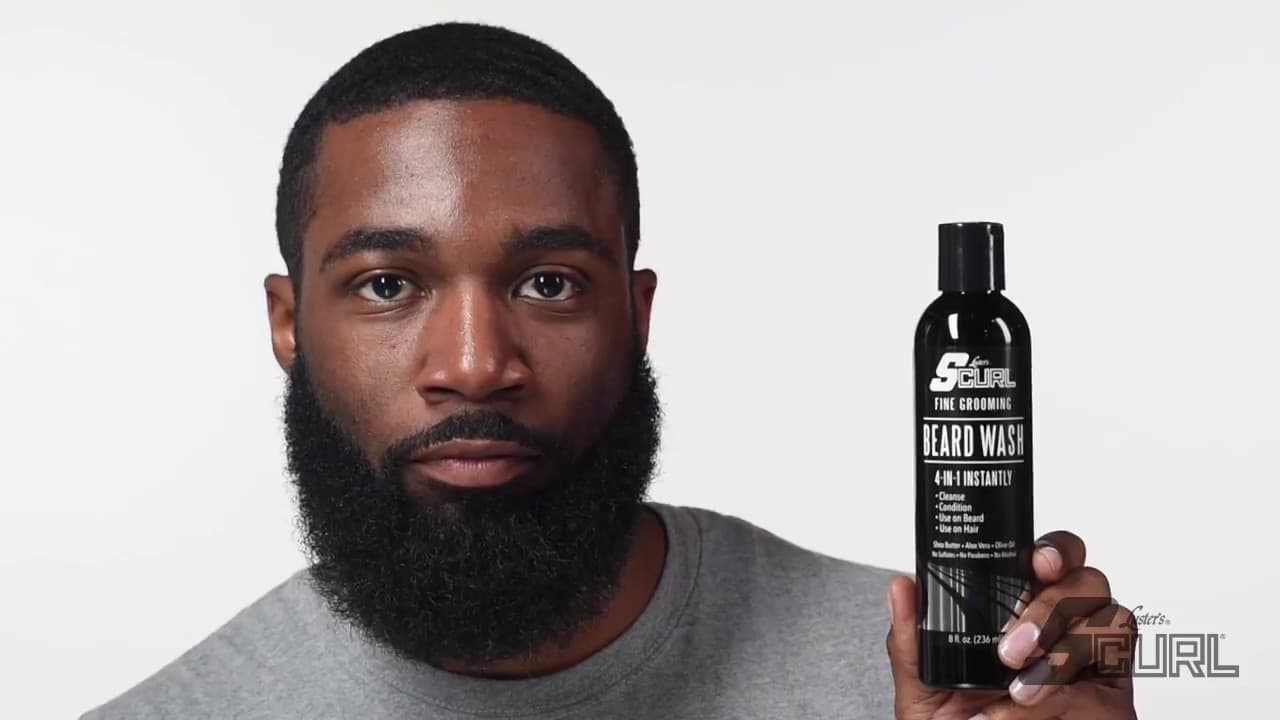 beard products for black man photo - 1