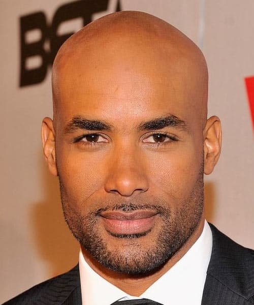 beard styles for bald guys photo - 1