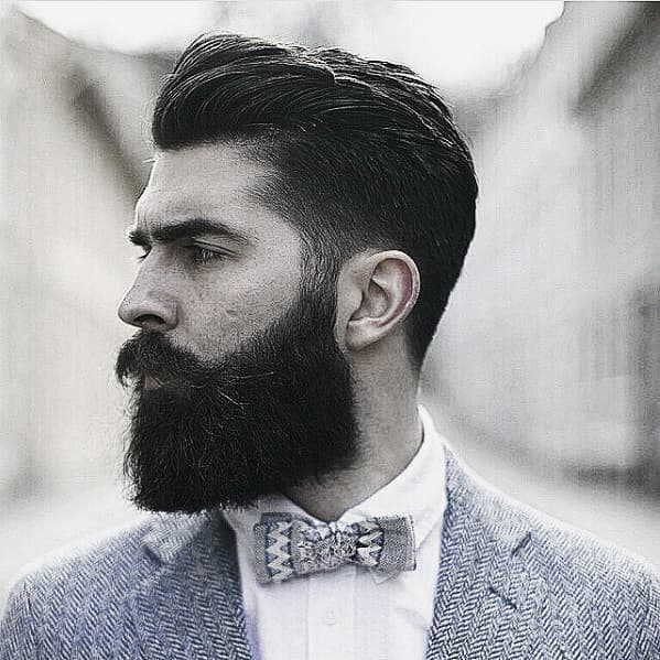 beard styles for thin facial hair photo - 1