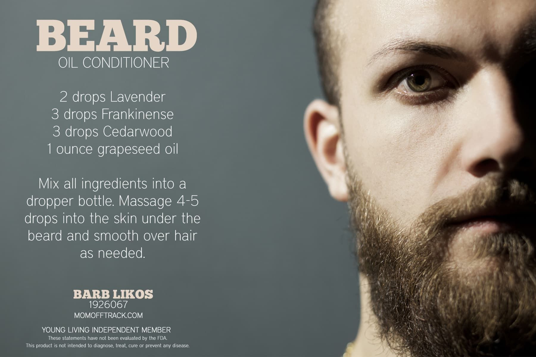 beard wash and conditioner photo - 1