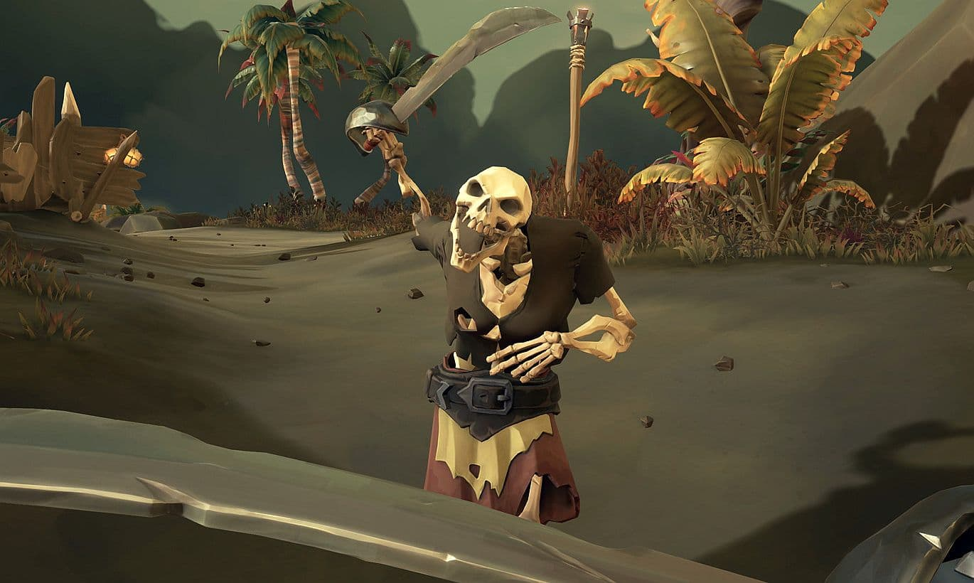 beatnik beard sea of thieves photo - 1