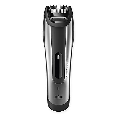 bed bath and beyond beard trimmer photo - 1