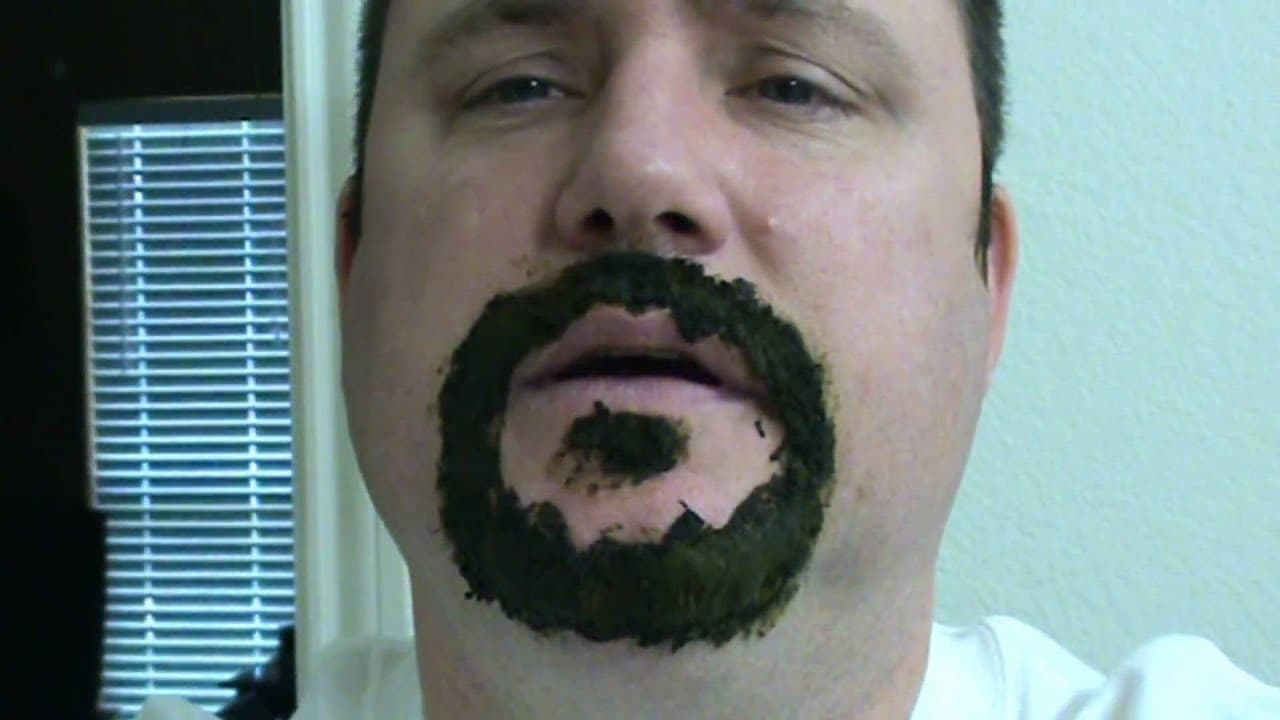best beard and mustache dye photo - 1