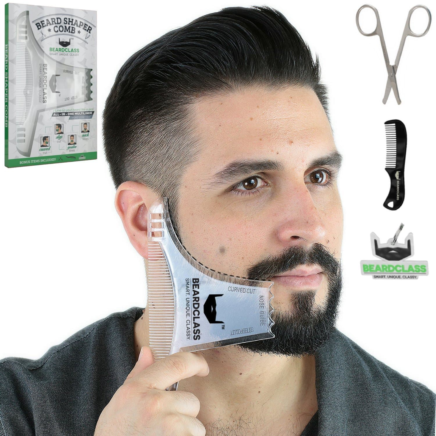 Best Beard And Mustache Trimmer Facial Hairstyles