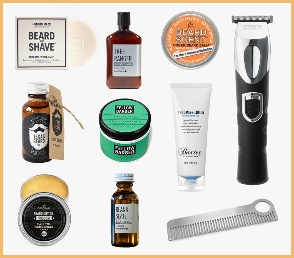 best beard grooming products photo - 1
