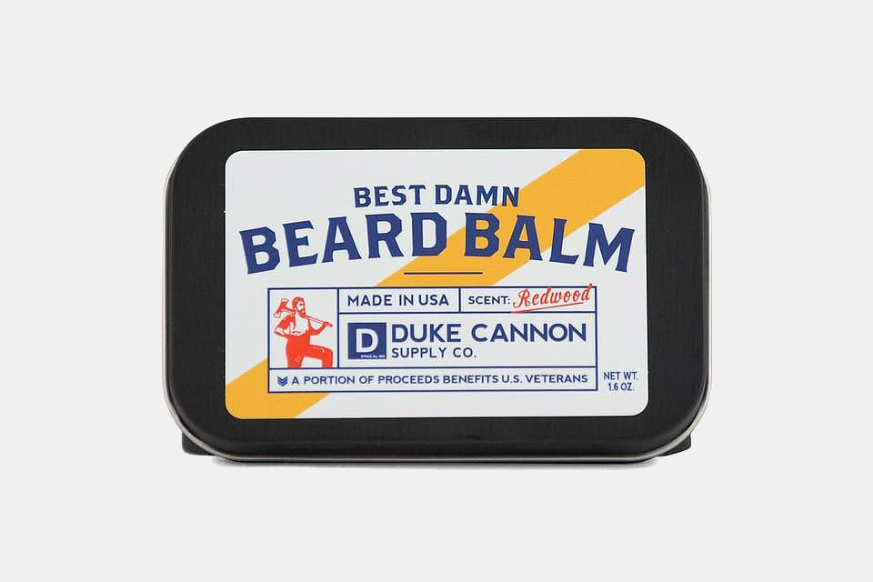 best damn beard balm photo - 1