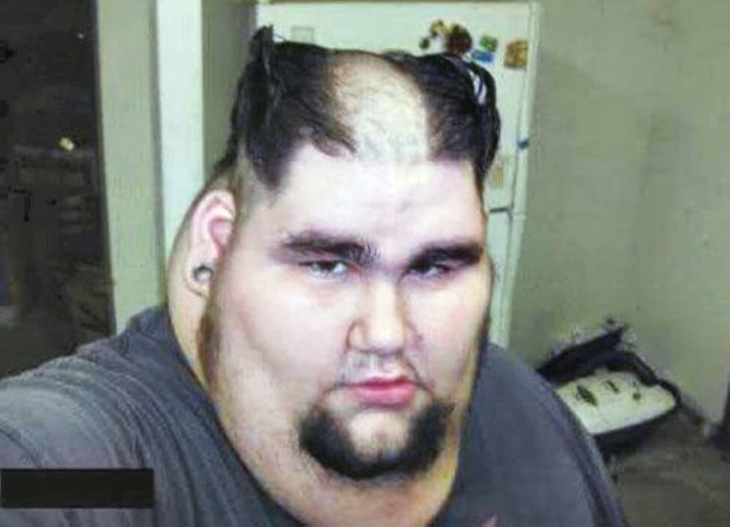 best facial hair styles for fat guys photo - 1