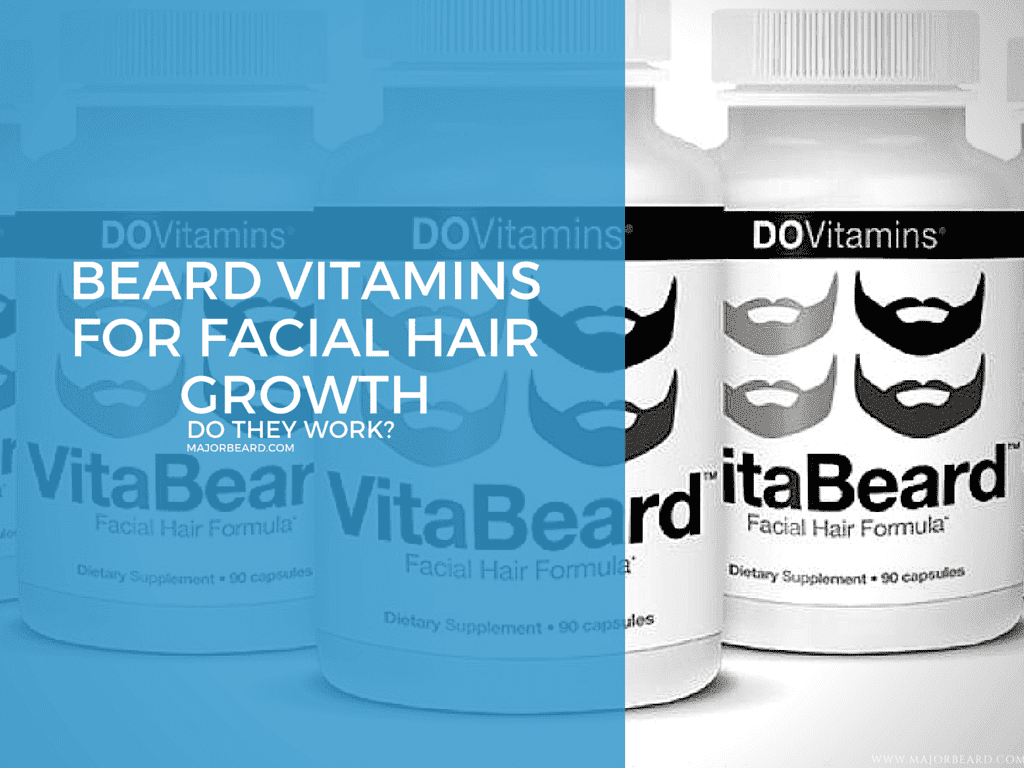 best vitamins for beard growth photo - 1