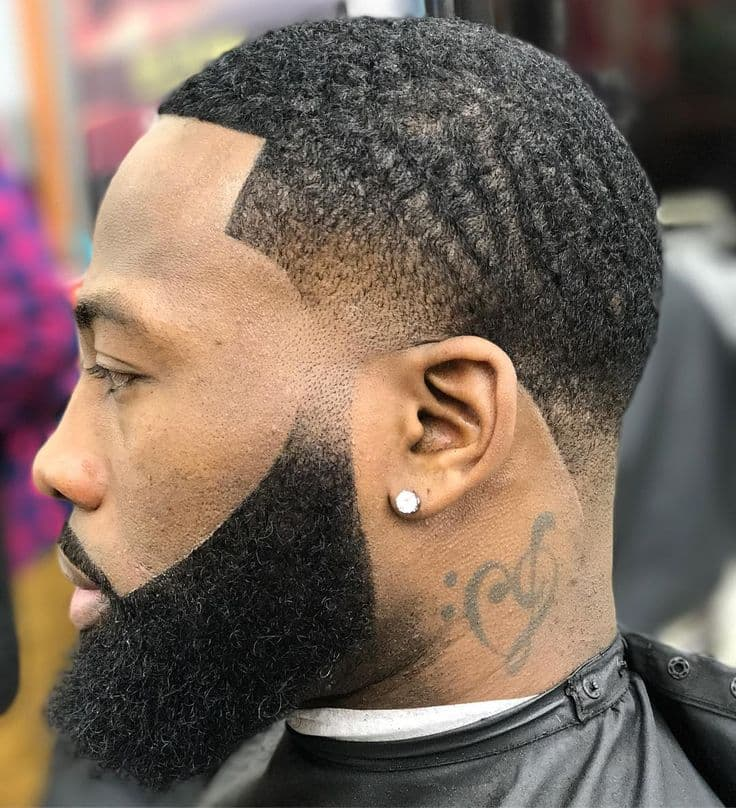 black male beard styles photo - 1