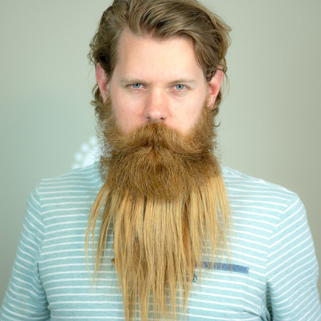 blonde beard styles photo - 1