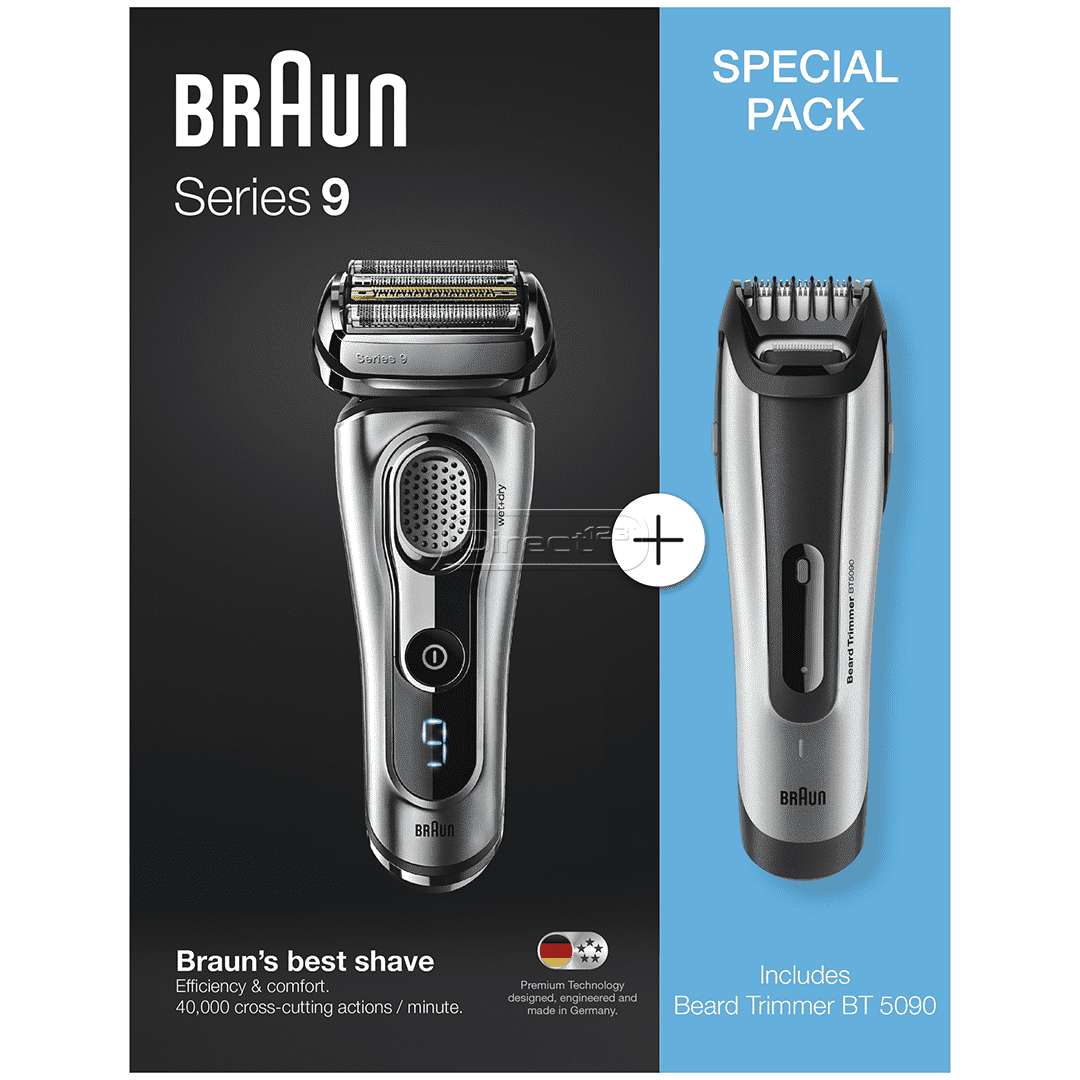 braun beard trimmer bt5090 photo - 1