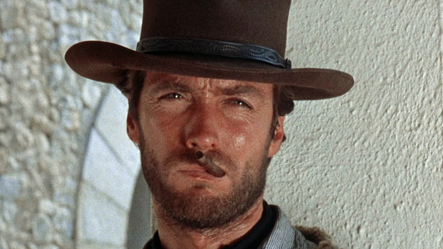 clint eastwood beard photo - 1