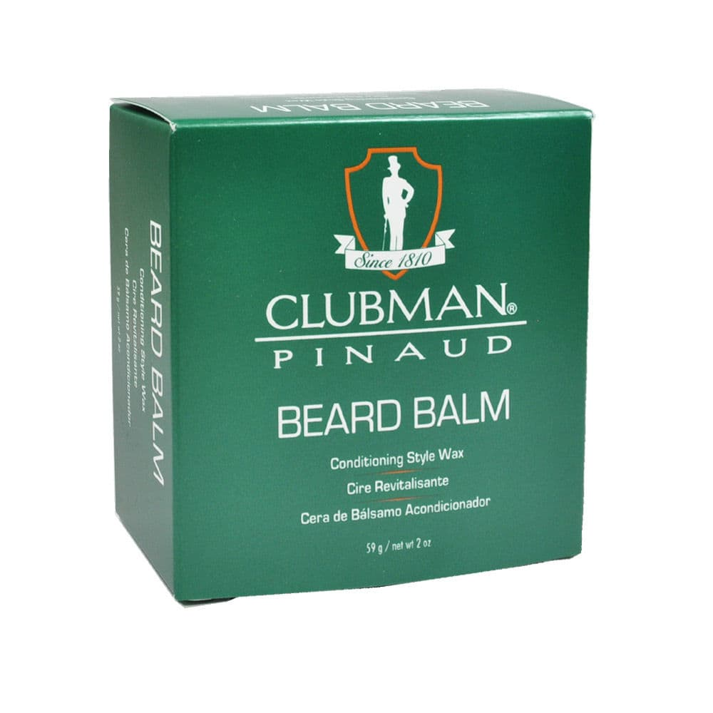clubman beard balm photo - 1