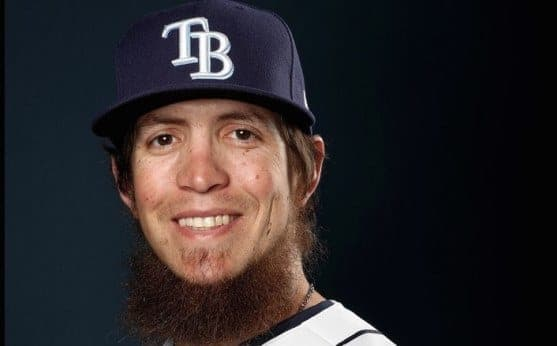 colby rasmus beard photo - 1