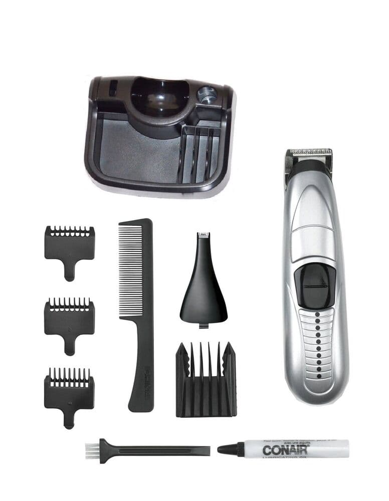 conair mustache and beard trimmer photo - 1