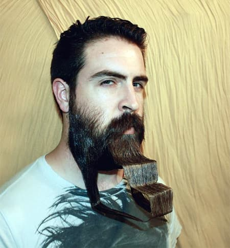 cool facial hairstyles 2013 photo - 1