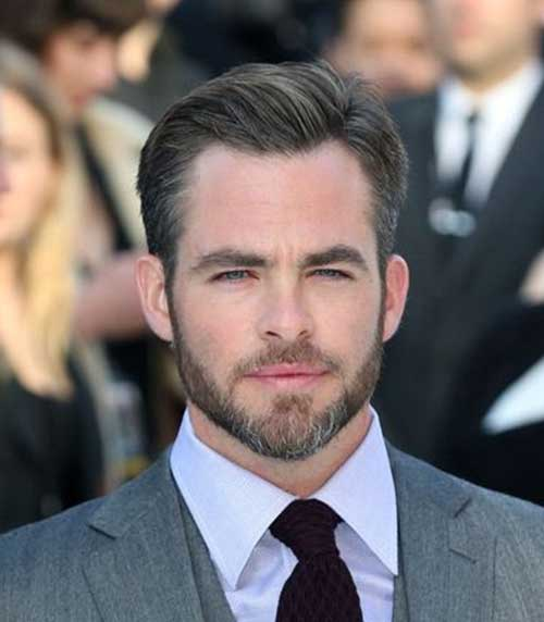 cool facial hairstyles men photo - 1