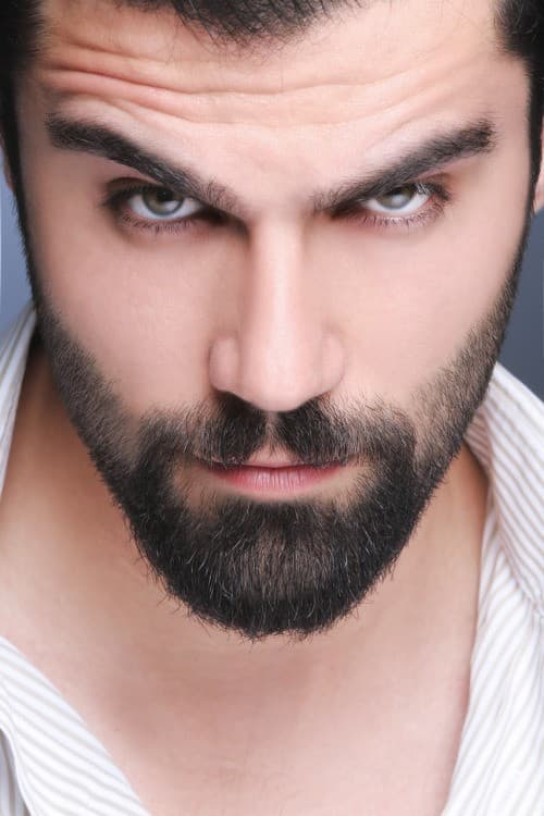 coolest facial hair style photo - 1