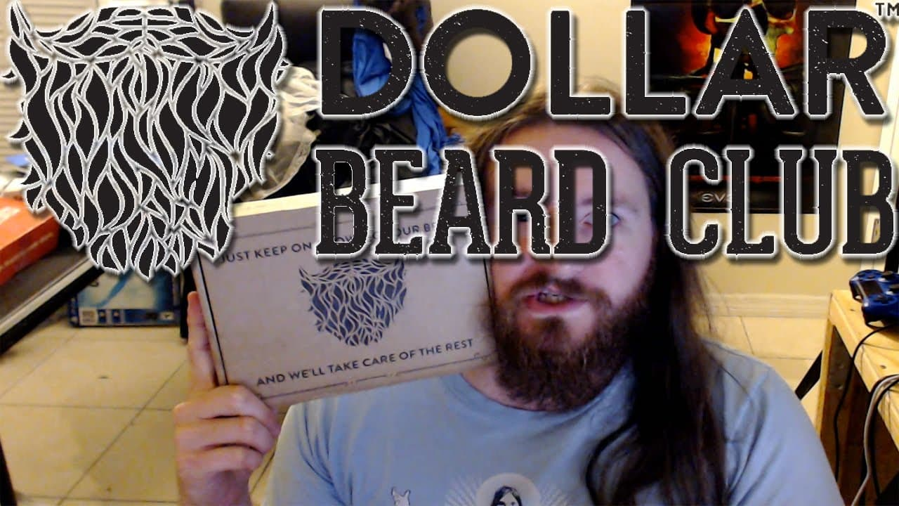 dollar beard club oil photo - 1
