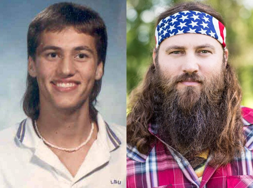 duck dynasty no beard photo - 1