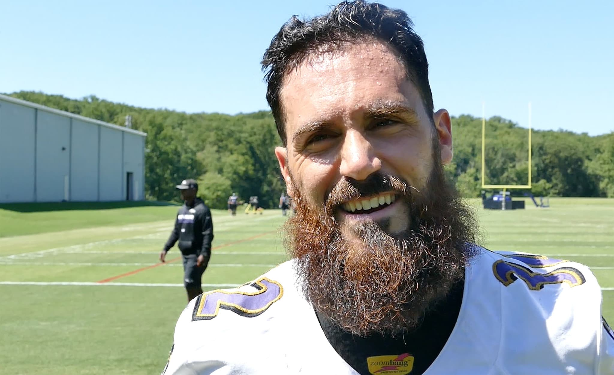 eric weddle beard photo - 1