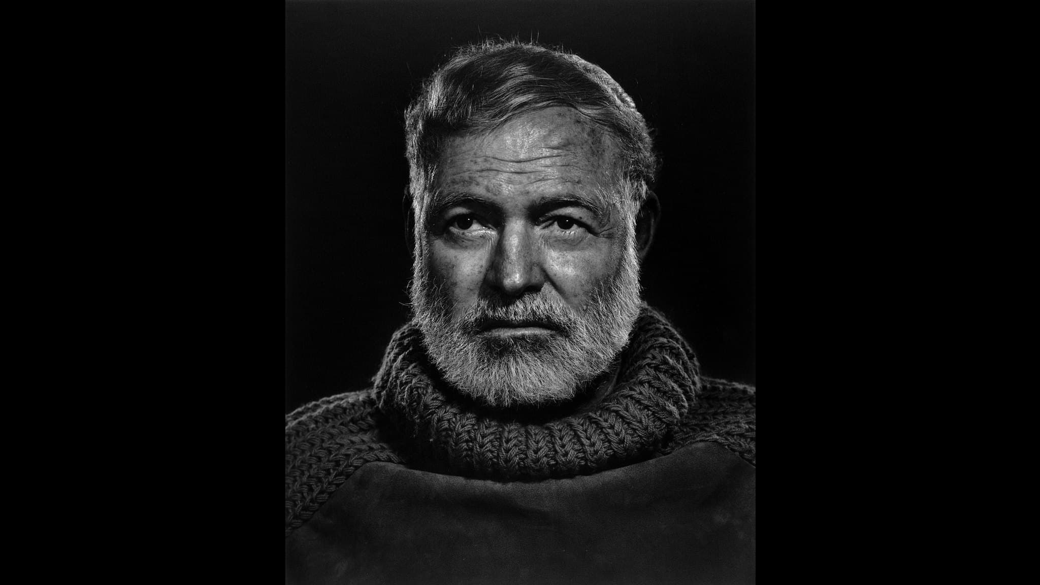 ernest hemingway beard photo - 1