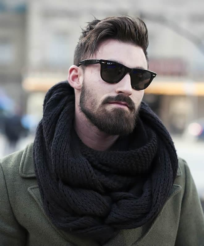 facial hair beard styles photo - 1