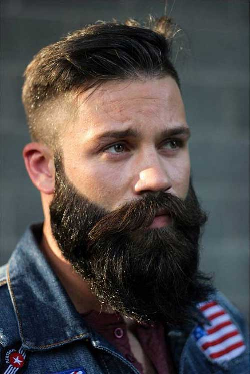 facial hair styles for black men photo - 1