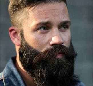 facial hairstyles for round face men photo - 1