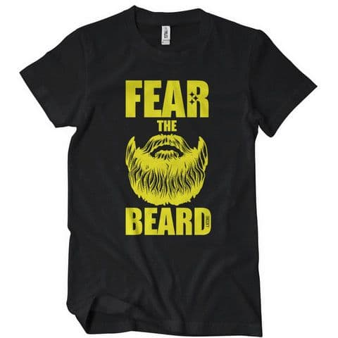 fear the beard t shirt photo - 1