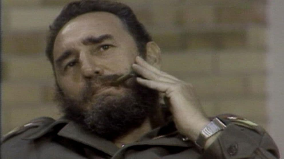 fidel castro beard photo - 1