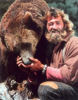 grizzly adams had a beard photo - 1