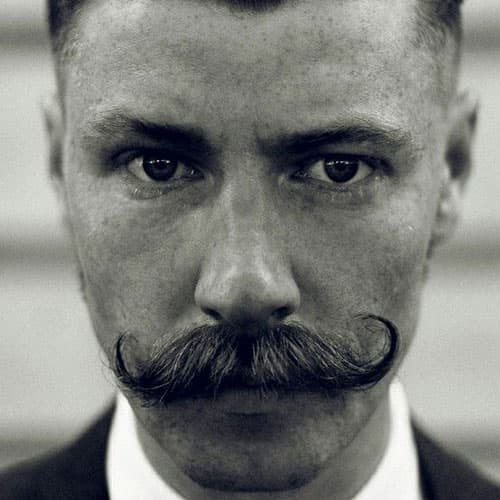 growing out mustache with beard photo - 1