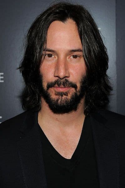 guy celebrity facial hair styles photo - 1