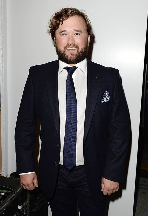 haley joel osment beard photo - 1