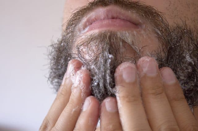 how often should you wash your beard photo - 1