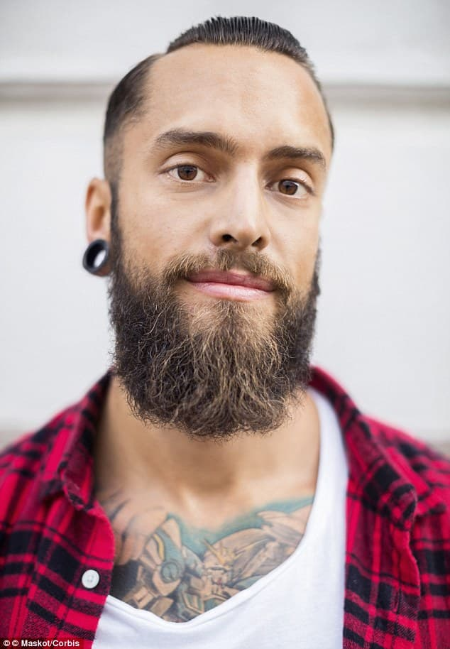 how to braid your beard photo - 1